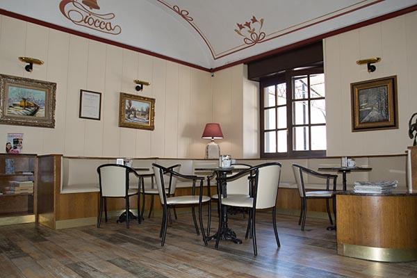 Hall albergo Ciocca