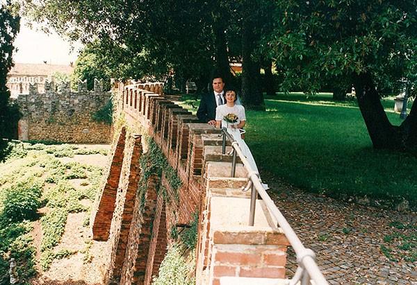 Sposa Ciocca