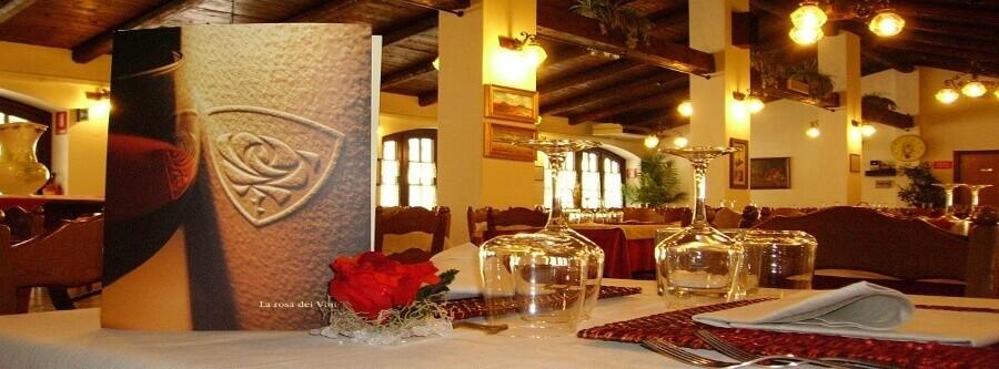 Sala ristorante Ciocca