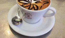 Cappuccino fiore