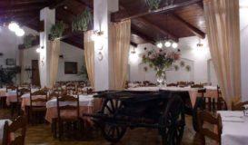 Sala ristorante Albergo Ciocca